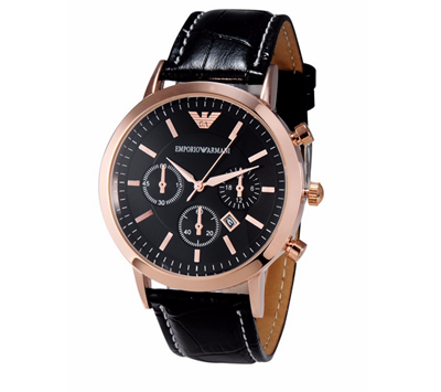 armani watch form man